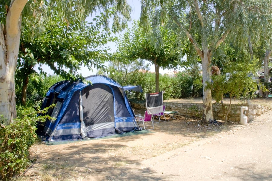 Camping Fournia, Kyllini, accommodation, tents, vacations, Peloponnese