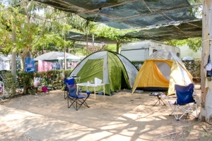 Gallery, Camping Fournia Village Kyllini beach tent camper restaurant
